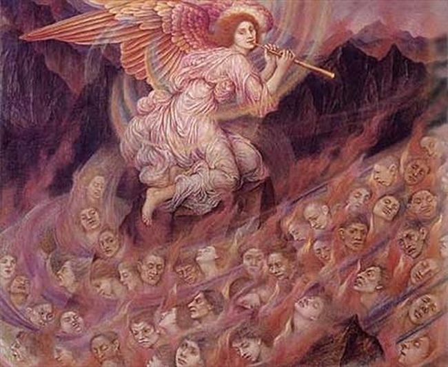 fallen souls in the inferno This one-page guide includes a plot summary and brief analysis of dante's inferno by body of the fallen angel lucifer, who chews the souls of the three.